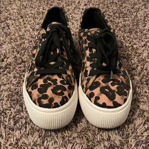 Steve Madden Cheetah Shoes